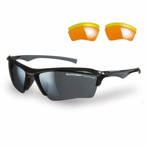 Sunwise Odyssey Sports Sunglasses - Black