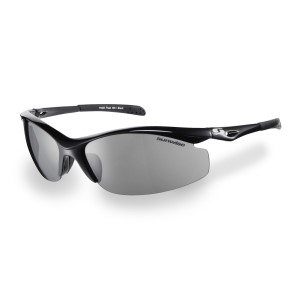 Sunwise Peak Sports Sunglasses - Black