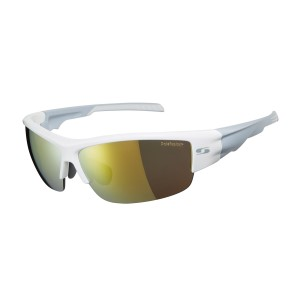 Sunwise Parade White - Polarised,  water repellent Sports Sunglasses