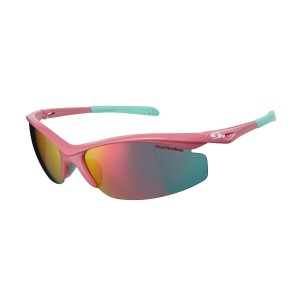 Sunwise Peak Sports Sunglasses - Coral Pink
