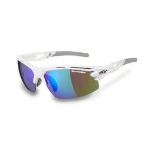 Sunwise Vertex Optics Sports Sunglasses - White (Supplied with 4 sets of lenses)