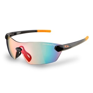 Sunwise Hastings Photochromic Sports Sunglasses - Midnight