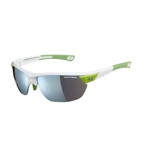 Sunwise Kennington Sports Sunglasses + 4 Lens Sets - White