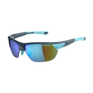 Sunwise Kennington Sports Sunglasses - Grey (supplied with 4 sets of lenses)