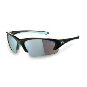 Sunwise Equinox Sports Sunglasses - Black (Supplied with 4 pairs of lenses)